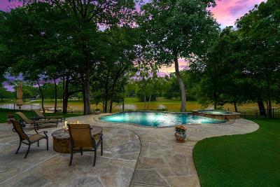 Fulshear Single Family Home For Sale: 4410 Oxbow Circle E