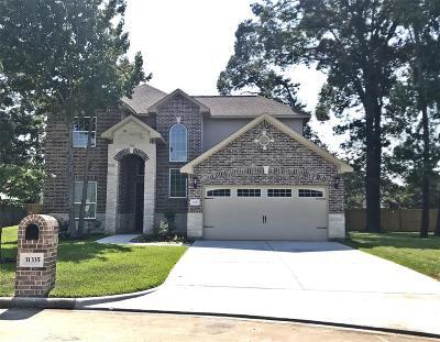 Tomball Single Family Home For Sale: 31335 Polaris Boulevard