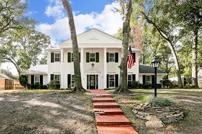 Houston Single Family Home For Sale: 11 Warrenton Drive