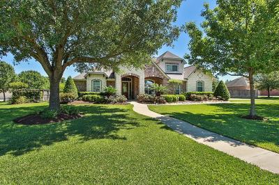 Cypress Single Family Home Option Pending: 17306 Calico Peak Way