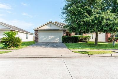 Texas City Single Family Home For Sale: 9614 Amberjack Drive