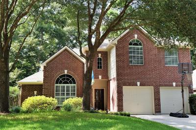 Conroe Single Family Home For Sale: 170 N Wimberly Way