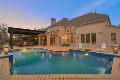 The Woodlands Single Family Home For Sale: 35 Player Vista Place