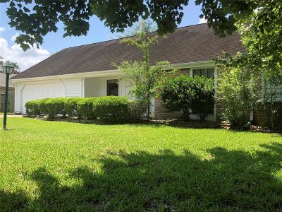 Humble Single Family Home For Sale: 11210 Ashwood Drive