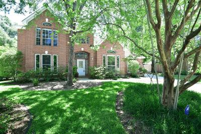 The Woodlands Single Family Home For Sale: 83 Stardust Place