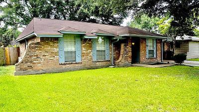 Harris County Single Family Home For Sale: 7611 Vernwood Street
