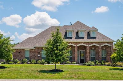 Friendswood Single Family Home For Sale: 911 Mossy Oak Court