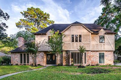 Houston Single Family Home For Sale: 5323 Spanish Oak Drive