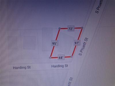 Residential Lots & Land For Sale: 609 S Pruett Street