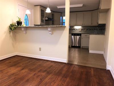 Houston Single Family Home For Sale: 1451 E 33rd Street