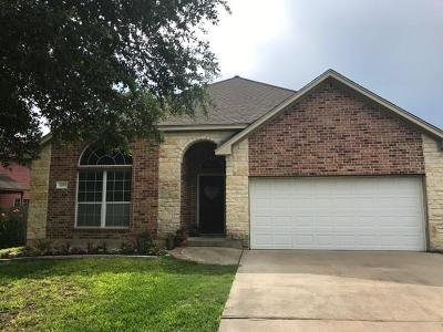 Bellville Single Family Home For Sale: 109 South Creek Drive