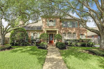 Katy Single Family Home For Sale: 3314 Clear Water Park Drive