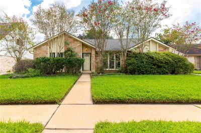 Katy Single Family Home For Sale: 21435 Park Tree Lane