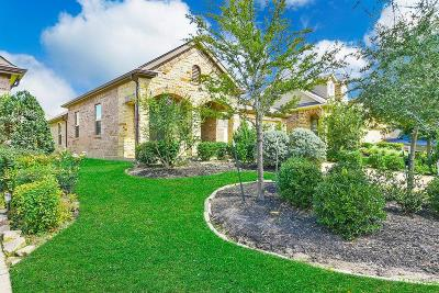 Tomball Single Family Home For Sale: 114 N Heritage Mill Circle