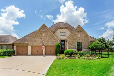 Fulshear Single Family Home For Sale: 32730 Wingfoot Circle
