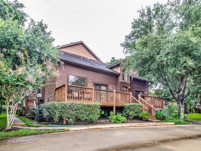 League City TX Condo/Townhouse For Sale: $220,000