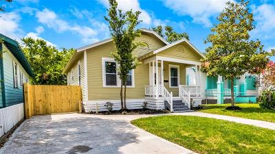 Single Family Home For Sale: 4109 Avenue R
