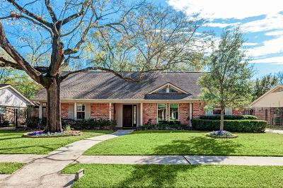 Houston Single Family Home For Sale: 8003 Meadowcroft Drive