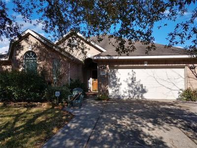 League City, League Single Family Home For Sale: 4408 Blooming Garden Court