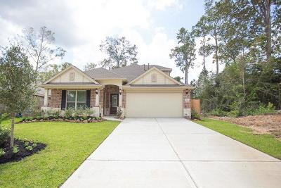 New Caney Single Family Home For Sale: 18764 Laurel Hills Drive