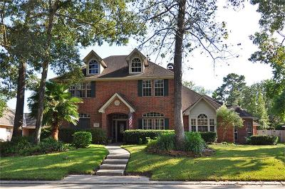Kingwood Single Family Home For Sale: 6010 Rapid Creek Court