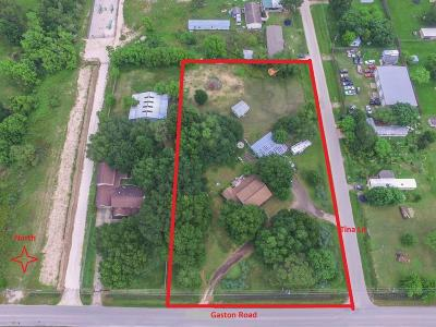 Katy Farm & Ranch For Sale: 10636 Gaston Road