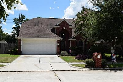 Spring Single Family Home For Sale: 21022 Deauville Drive