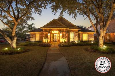 League City Single Family Home For Sale: 2908 Misty Wind Court