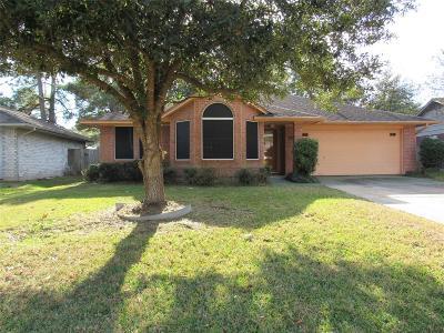 Kingwood Single Family Home For Sale: 2502 Old Oak Lane
