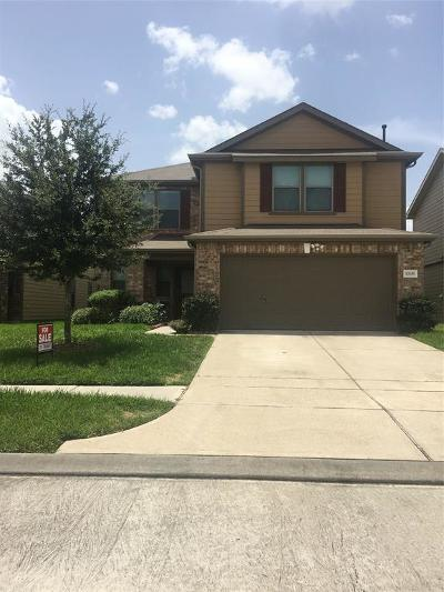 Houston Single Family Home For Sale: 12611 Mint Field