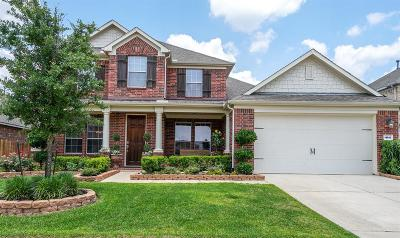 Cypress Single Family Home For Sale: 19910 Folly Fields Drive