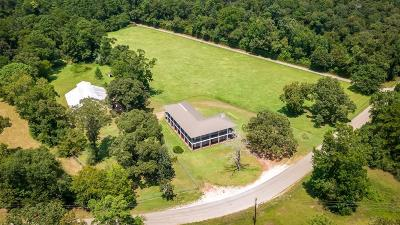 Conroe Single Family Home For Sale: 12241 Nicholson Road