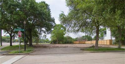 Houston Residential Lots & Land For Sale: 3201 Drummond Street