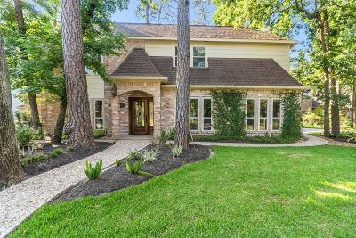 The Woodlands Single Family Home For Sale: 25 Buttonbush