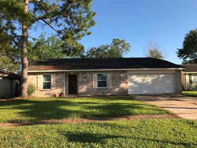 League City Single Family Home For Sale: 210 Woodvale Drive