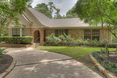 Conroe Single Family Home For Sale: 12 Village Hill Drive