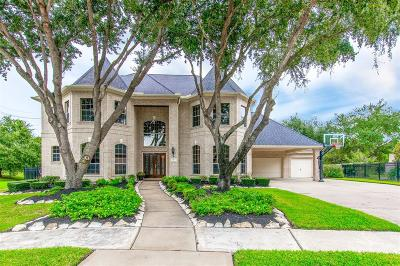 Katy Single Family Home For Sale: 45 Hollingers Island