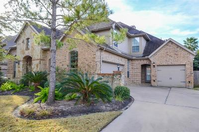Katy Single Family Home For Sale: 25515 Greenwell Springs Lane