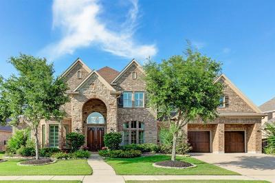 Katy Single Family Home For Sale: 27506 Hurston Glen Lane