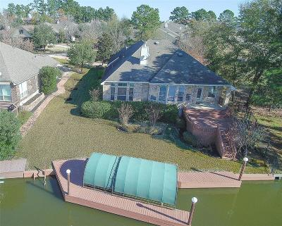 Montgomery Single Family Home For Sale: 39 Misty Harbor E