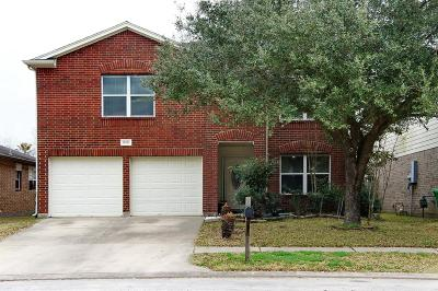Humble TX Single Family Home For Sale: $248,000