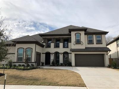 Sugar Land Single Family Home For Sale: 6510 Tarrion Bay