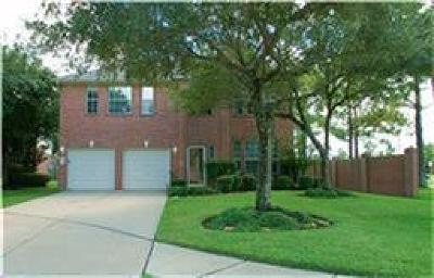 Katy Single Family Home For Sale: 20815 Surrey Creek Court