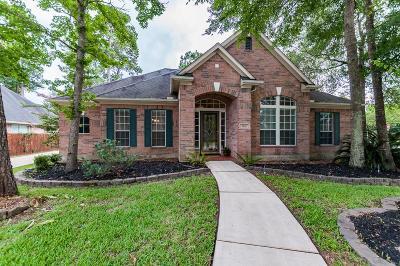 Kingwood Single Family Home For Sale: 2127 Fern Creek Trl