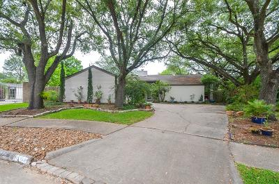 Houston Single Family Home For Sale: 11302 Piping Rock Drive