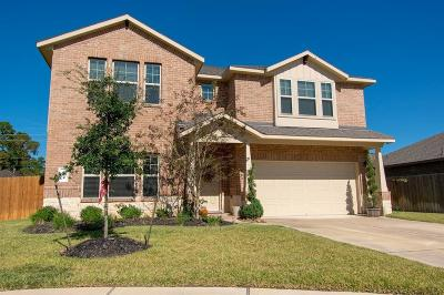 Conroe Single Family Home For Sale: 174 Meadow Valley Drive