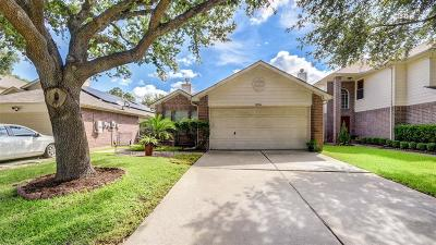 Tomball Single Family Home For Sale: 18306 Campbellford Drive