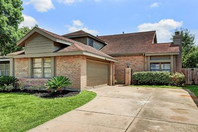 Harris County Single Family Home For Sale: 1810 Foxlake Drive