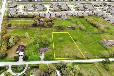 Galveston County Residential Lots & Land For Sale: Webster Street
