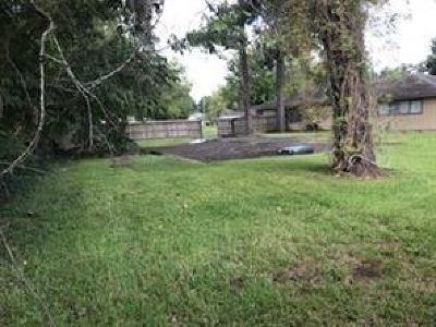 Houston Residential Lots & Land For Sale: 5755 Belvedere Street